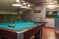 Pool Table Set Up Service