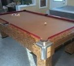professional Billiards two tone